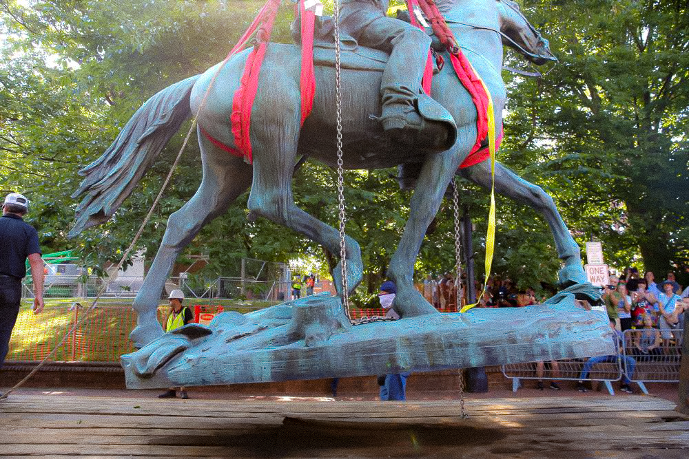 Fixing the story we tell ourselves: Why all Confederate monuments must come down